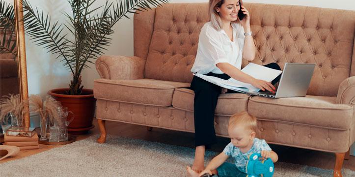 Horas extras deben reconocerse a los teletrabajadores, independientemente de si se puede verificar su jornada laboral